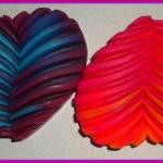 Soap - Tie Dye Heart Soap -..