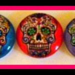 Skulls - Magnet..