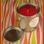 Candle - Paint Can Soy Cand..