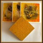 Coasters - Ceramic Tile - S..