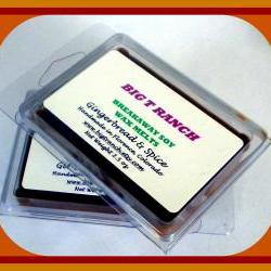 Gingerbread & Spice - Breakaway Melts - Autumn Tarts- Highly Scented