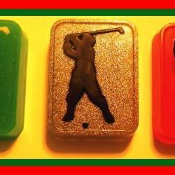Soap - Gift for the Golfer - You Choose Scent and Colors