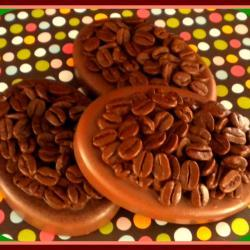 Soap - Mochaccino Massage Bar - made with goat milk