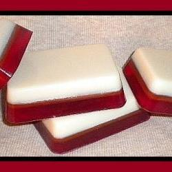 Soap - Cherry Almond Sugar Cookie Goat Milk Soap