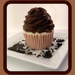 Cupcake Soap - Mocha Latte Coffee