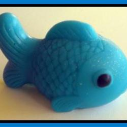 Soap - Fish - NEW - You Choose Color and Scent - Party Favors, Father's Day