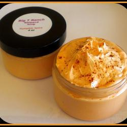 Whipped Soap - Soap in a Jar - Pumpkin Spice - 4 oz